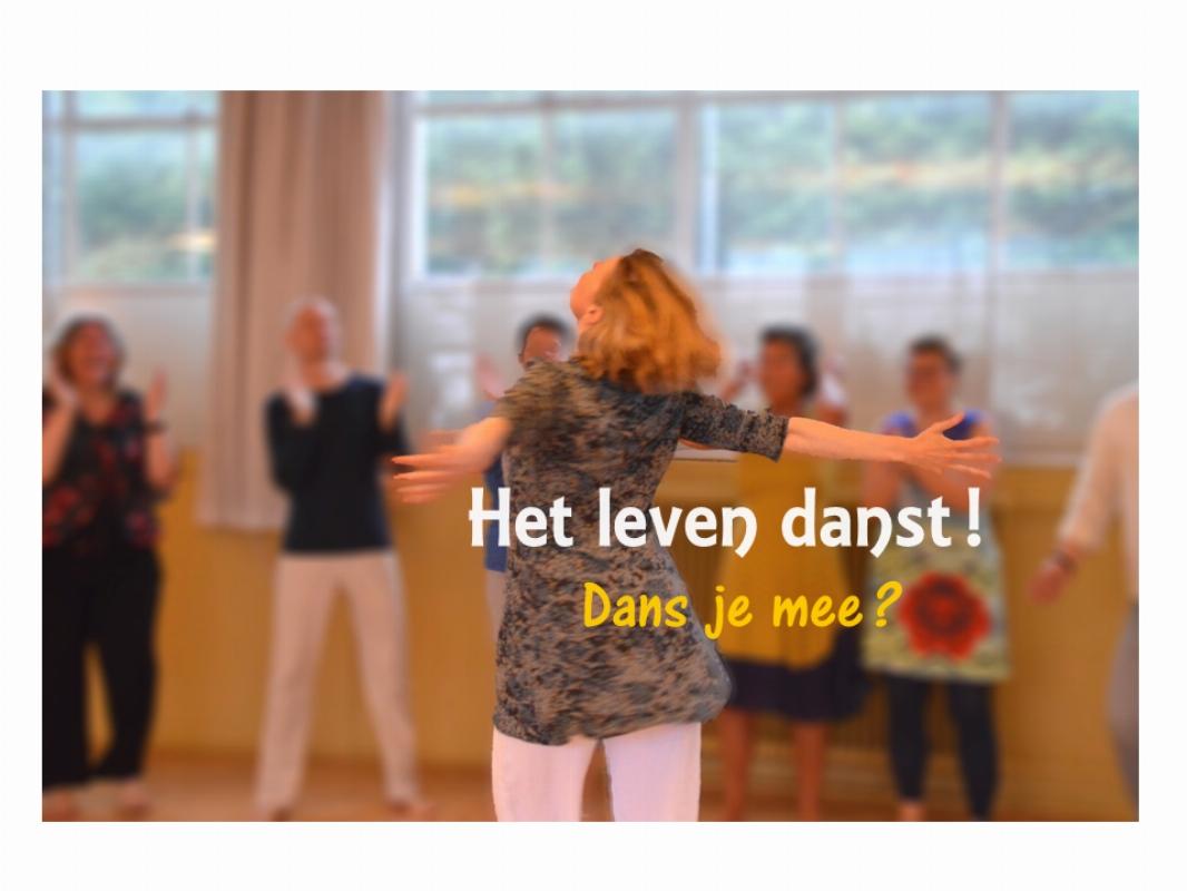 Het Leven Danst - Biodanza met Brigitte